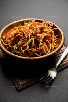 Dsc 6056 by stockimagefactory. Chinese Bhel is a spicy indo-chinese recipe, Food with a twist, popular starter from India #Sponsored #Bhel, #spicy, #indo, #Chinese Chinese Bhel, Chinese Food, Indo Chinese Recipes, Fast Food Items, Spicy, Vegetarian, Tasty, Nutrition, Lunch