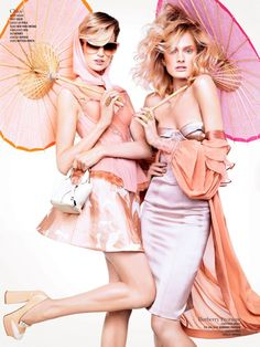 V Magazine Spring 2013: Double Vision by Sharif Hamza