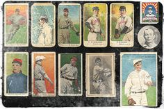 How old are baseball cards?