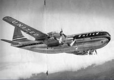 A Boeing Stratocruiser - I love aviation history
