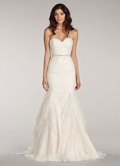Bridal Gowns, Wedding Dresses by Blush - Style 1402
