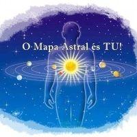 O Mapa Astral és TU! in Terapias Complementares e Espiritualidade on Formação Portugal