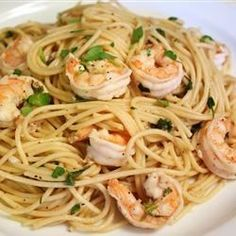 Shrimp Lemon Pepper Linguini - Allrecipes.com