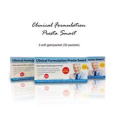 Prosta Smart for Men. Support Long-term Prostate Health. 100% Natural.