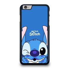 WE LOVE STITCH AND LILO CARTOON iPhone 6 / 6S Plus Case Cover Vendor: favocasestore Type: iPhone 6 / 6S Plus case Price: 14.90 This luxury WE LOVE STITCH AND LILO CARTOON iPhone 6 / 6S Plus Case Cover is going to create admirable style to yourApple iPhone 6/ 6S. Materials are produced from durable hard plastic or silicone rubber cases available in black and white color. Our case makers customize and create all case in high resolution printing with good quality sublimation ink that protect… 6s Plus Case, Iphone 7 Plus Cases, Phone Cases, Ipod Touch 6 Cases, Ipod Touch 6th, Apple Iphone 5, Iphone 6, Plus 8, Black And White Colour