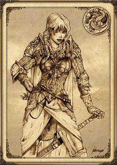 VISENYA TARGARYEN - La reina Visenya Targaryen fue la primera hija de Lord Aerion Targaryen y Lady Valaena Velaryon. Tuvo una hermana menor, Rhaenys, y un hermano, Aegon, con quien se casó. Durante la Guerra de la Conquista, Visenya montó a su dragón Vhagar.