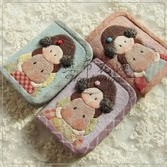 Japanese Patchwork, Coin Bag, Quilted Bag, Applique Quilts, Cloth Bags, Small Bags, Swatch, Purses And Bags, Diy And Crafts