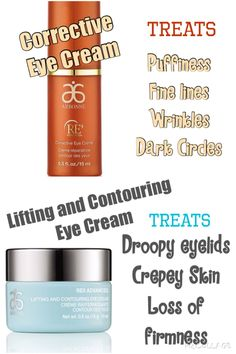 I hope this helps you determine which Eye Cream is right for you! I have added the new Lifting and Contouring Eye Cream to my evening pampering. Now I can target all my needs! Heidimeyerlacrescent.arbonne.com
