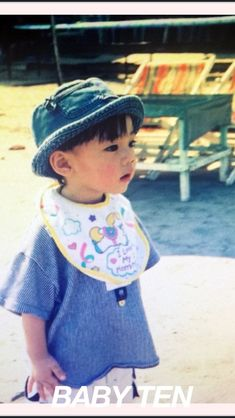 Ten has the cutest baby pictures