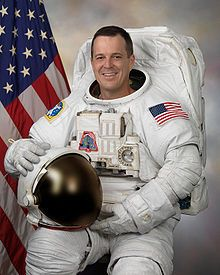 Richard Arnold ~ Active - Time in space: 12d 19h 29m. Total EVAs: 2 Total EVA time: 12h, 34m Missions	STS-119. He is also a biology high school teacher.