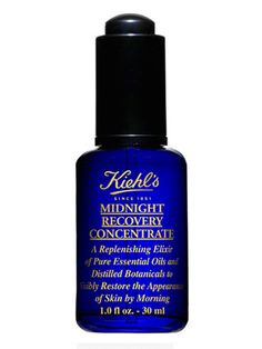 Huiles essentielles : 8 produits pour corps, visage et cheveux - midnight recovery concentrate