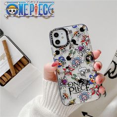 Fashion Cartoon Anime iPhone Case - For iphone8 / WS121-2