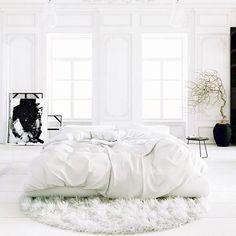 Strakke slaapkamer