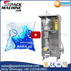 Automatic Water liquid juice filling packaging machine supplier
