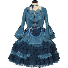 Angelic Pretty, Two Hands, Gothic Lolita, One Piece, Clothes, Shopping, Products, Outfits, Clothing