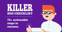 Ultimate SEO Guide: 75  Tactics To Optimize Your Website [infographic]