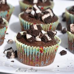 Revani, prajitura cu gris insiropata | Retete culinare cu Laura Sava - Cele mai bune retete pentru intreaga familie Oreo Cupcakes, Mini Cupcakes, No Cook Desserts, Just Desserts, Muffin Tins, Vegan Cake, Muffins, Cheesecake, Food And Drink
