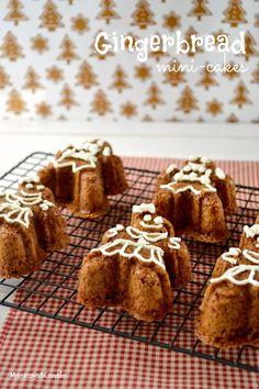 Manzana&Canela: Gingerbread Kids: muñequitos de pan de jengibre