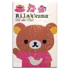 My Sugar Bits    Rilakkuma Dove Post It Memo Note Tabs  This Kawaii Rilakkuma Dove Post It Memo Note Tab is great for leaving notes and showing some Memo Style.  You can fold this and it looks like a mini Rilakkuma book!  Cover: White   Pink, Paper Back  It comes with 4 Stylish Note Strip Tabs  and 7 Memo Note Pads for leaving notes to your friends or family.