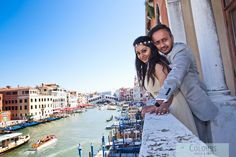Destination wedding photography in Venice, Italy