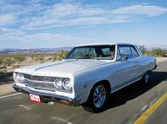 1965 Chevy Chevelle - Featured Vehicles - Hot Rod Network