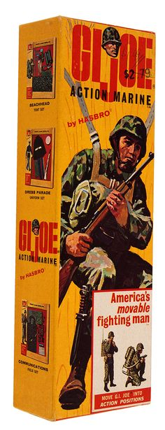 GI Joe Action marine