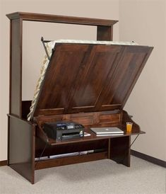 Terrific Murphy Bed & Table Inspiration 8