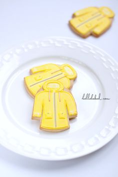 Raincoat Cookies