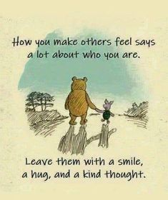 Bien Dit, Winnie The Pooh Quotes, Eeyore Quotes, Winnie The Pooh Friends, Quote Backgrounds, Disney Quotes, Cute Quotes, Funny Quotes, Be Kind Quotes