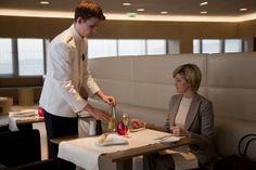 Il ristorante del Salone La Première di Air France | Flickr - Photo Sharing!