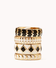 surprisingly its rings but super cute from forlove21