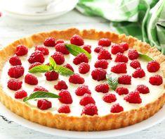 Málnás pite Recept képpel - Mindmegette.hu - Receptek Tiramisu, Food, Essen, Meals, Tiramisu Cake, Yemek, Eten