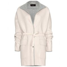 SCOTTY BABY CASHMERE COAT seen @ www.mytheresa.com