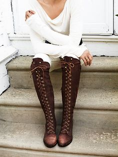 Jeffrey Campbell High Plains Boot at Free People Clothing Boutique