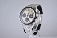 1975 Vintage Rolex FAP Military Oyster Cosmograph in SS (Pre-Daytona) - $100K VALUE