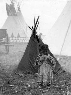 Siksika 1909.