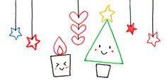 ボールペンで描く!プチかわいいイラスト練習帳 – 手帳やメモ帳にちょこっと描く、かんたんでプチかわいいイラストの描き方を研究中です Pen Illustration, Japanese Illustration, Doodle Art Drawing, Doodle Sketch, Ballpoint Pen Drawing, Kawaii Doodles, Illustrator Tutorials, Step By Step Drawing, Bullet Journal Inspiration