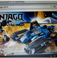 Ninjago legos