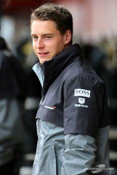 McLaren F1 Team Pilot: Stoffel Vandoorne @ the Circuit de Barcelona-Catalunya Spain