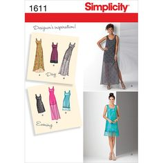 Simplicity 6-8-10-12--Simplicity Misses DrSimplicity 6-8-10-12--Simplicity Misses Dr,