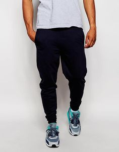 618801329ee Joggers by Native Youth Soft-touch sweat Stretch waistband Side pockets  Ribbed cuffs Tapered fit - cut loosely around the thigh and tapered from the  knee to ...