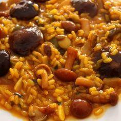 Tapas, Cooking Recipes, Healthy Recipes, Polenta, Flan, Chana Masala, Risotto, Food To Make, Food And Drink