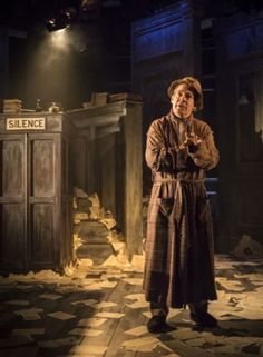 Travesties review at the Menier Chocolate Factory, London – 'bemusing and amusing'