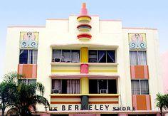 Art Deco Historical District // Miami.   +diStRito47+