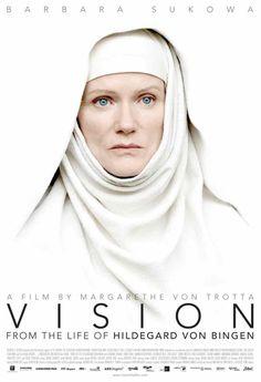 Margarethe von Trotta's Vision (2009) with Barbara Sukowa.