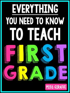 First Grade Curriculum, First Grade Lessons, First Grade Activities, First Grade Teachers, First Grade Classroom, 1st Grade Math, Grade 1, Second Grade, Writing Activities