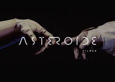 Asteroide Filmes Identity on Behance