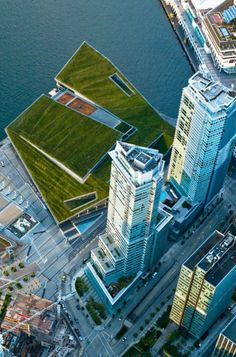 The Vancouver Convention Centre West in Vancouver by LMN Architects