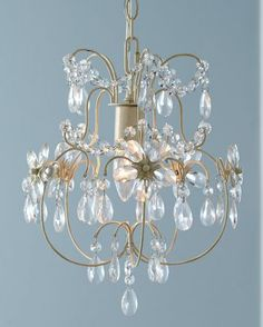 $99 chandelier from pottery barn