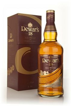 660f810fb5ec 92 • Dewar s 18 Year Old Founder s Reserve Blended Scotch Whisky  65. Pale  amber color